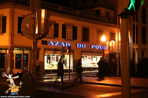 Bazar do povo, Funchal, Madeira