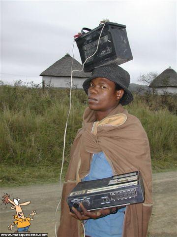 iPod na Angola