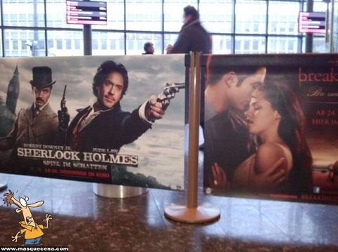 Sherlock Holmes vs Twilight 4