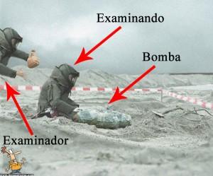 Teste dos esquadrões anti-bomba