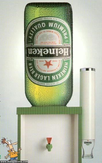 Maquina de Heineken