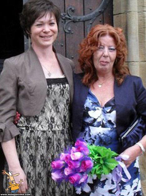 Jane and Ann Watson