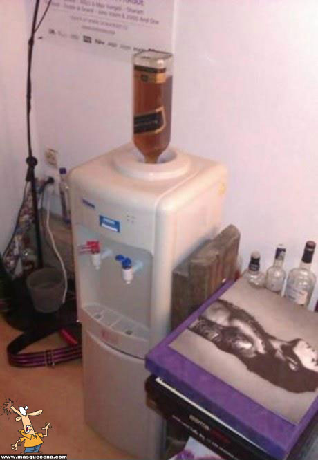 Maquina de whiskey