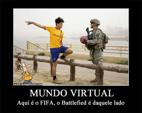 Fifa e Battlefield
