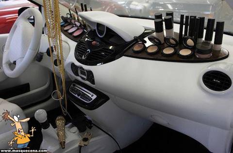O carro que toda mulher merece