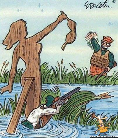 Vingança dos patos
