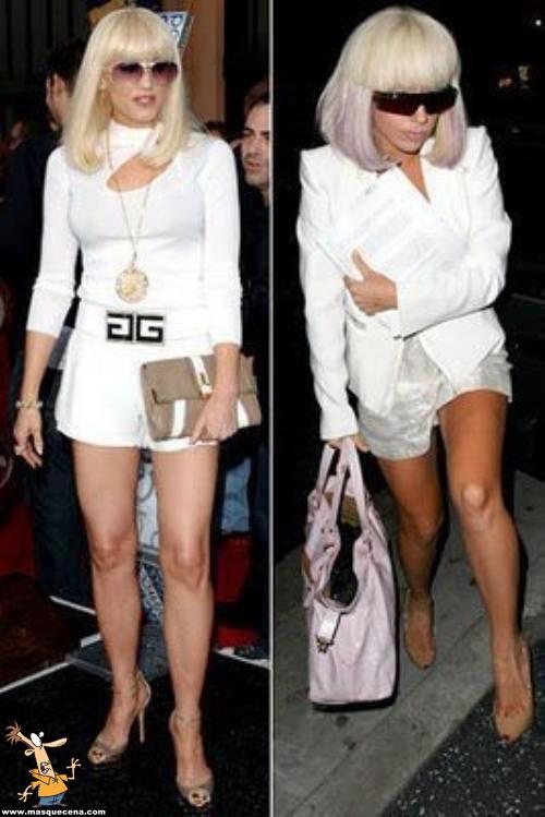 Lady Gaga: Não é tão original como ela pensa