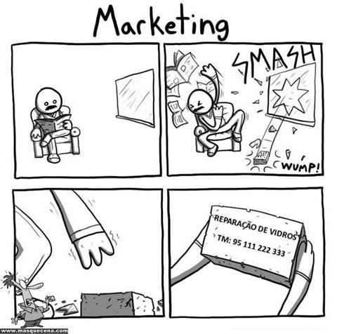 Boa técnica de marketing