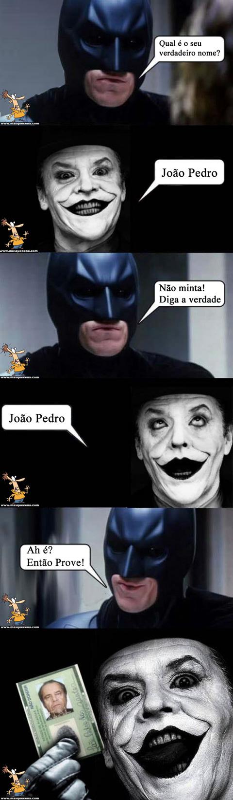 Verdadeiro nome do Joker
