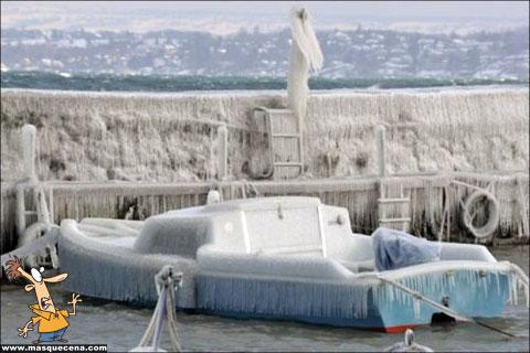 Europa coberta de neve - foto 1