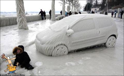 Europa coberta de neve - foto 2
