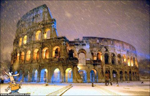 Europa coberta de neve - foto 3