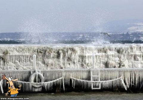 Europa coberta de neve - foto 4