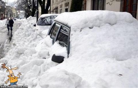 Europa coberta de neve - foto 6