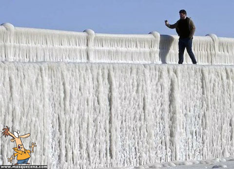 Europa coberta de neve - foto 10