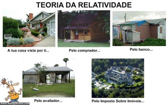 A tua casa vista por ti, pelo comprador, pelas finanças, pelo banco e pelo avaliador