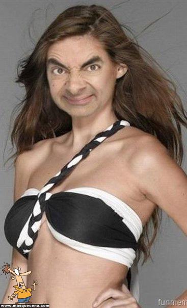 E se o Mr. Bean tivesse uma filha