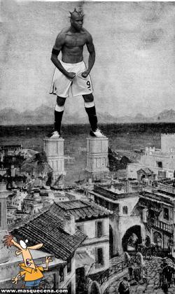 Balotelli como kollosus