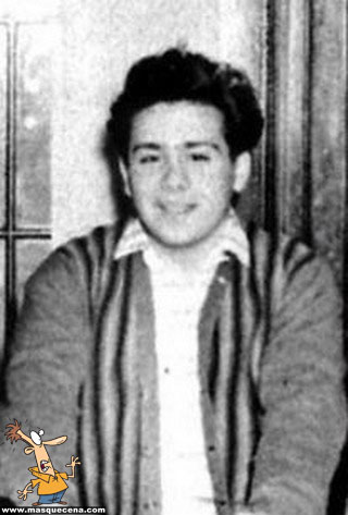 Young Danny DeVito before he was famous