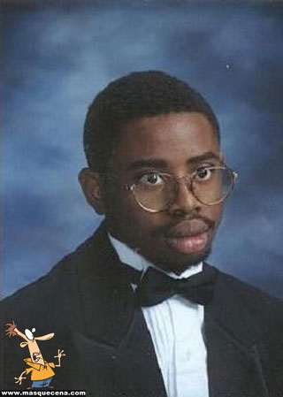 Young Lil Jon yearbook before he was famous picture
