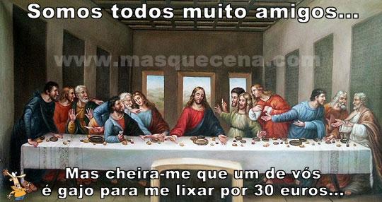 Última ceia de Jesus